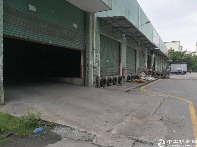 西乡九围新村钢钩厂房10000平米大小可分租-图7