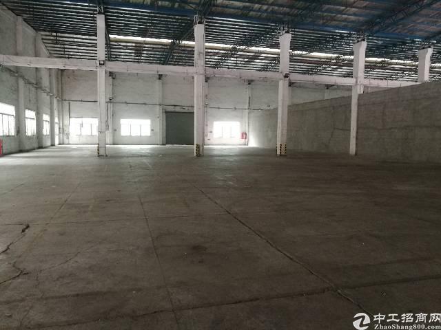 西乡九围新村钢钩厂房10000平米大小可分租-图5