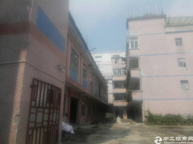 黄江镇新出5600平米独门独院现成精装办公室宿舍,水电齐全