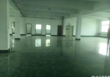 福永和平新出楼上1500平方厂房出租图片4