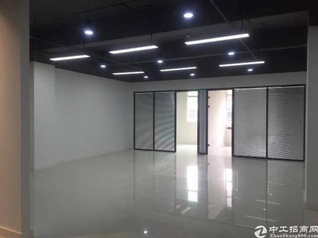 南山西丽中心区精装写字楼80元/平米起租图片4
