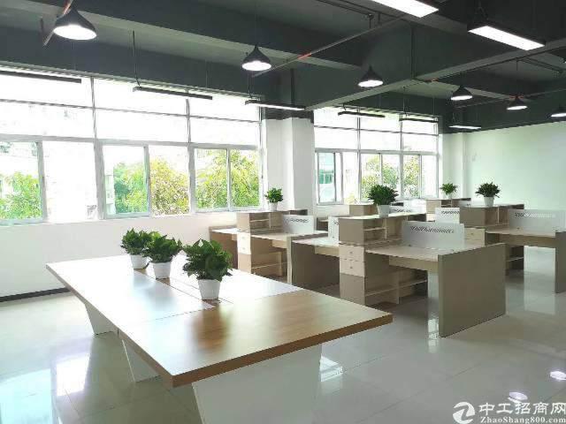 南山西丽中心区精装写字楼80元/平米起租图片1