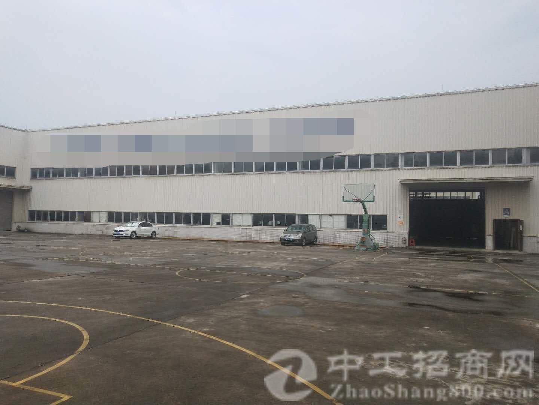 桥头工业区单一层厂房9300平米,楼层11米高,配电400