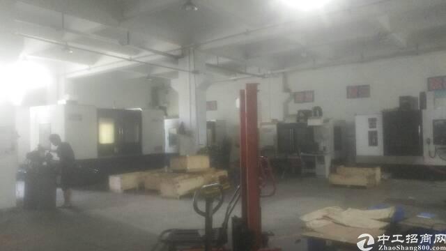 松岗燕川朝阳路有一楼小面积420平6米高厂房出租