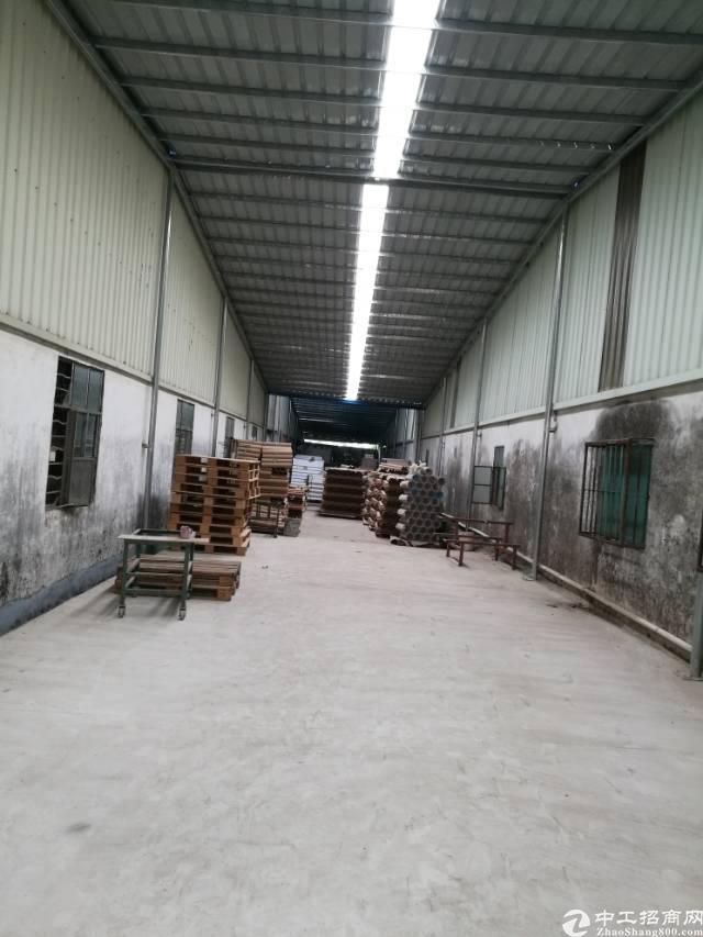 高埗镇分租钢构厂房460平