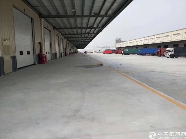 福永机场附近20000平物流仓库出租