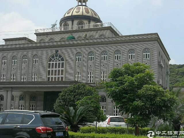 东莞市塘厦镇平山成熟工业园欧式建筑花园式厂房