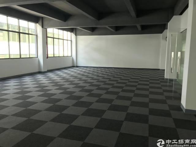 精装修带红本办公楼2200㎡招租
