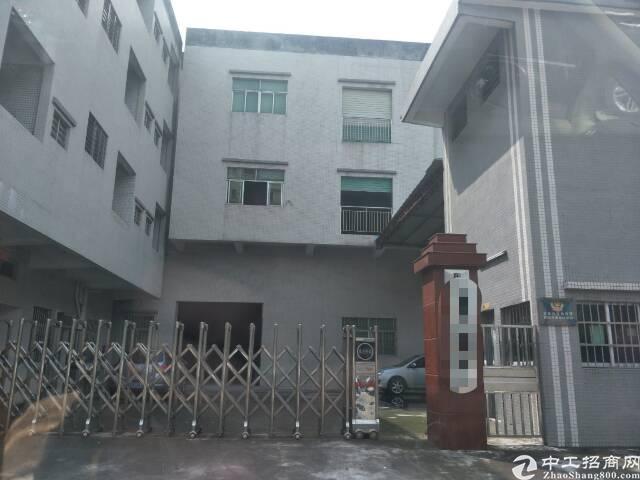 原房东整租独门独院厂3500平方