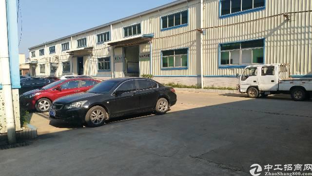 樟木头镇裕丰社区新出独院厂房一楼
