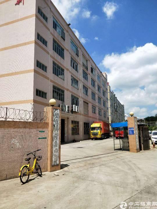 新出平湖清平高速附近14000平方独院厂房出租
