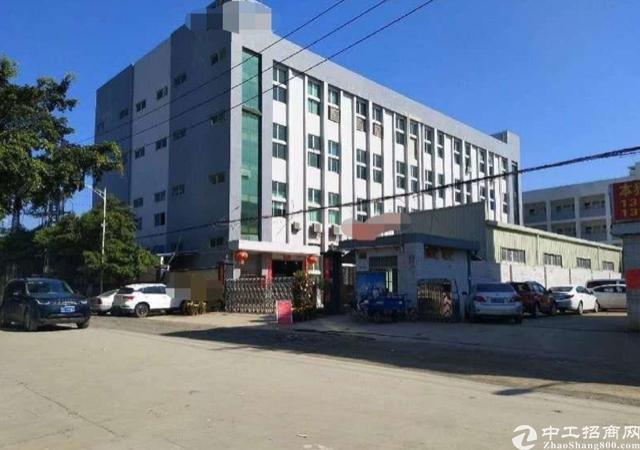 清溪新出1-2楼厂房3000平米带装修水电