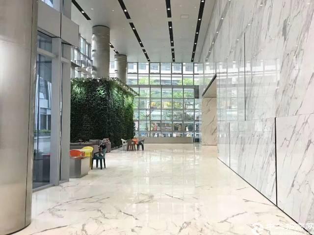 南山科技园海景甲级写字楼1492㎡可分租