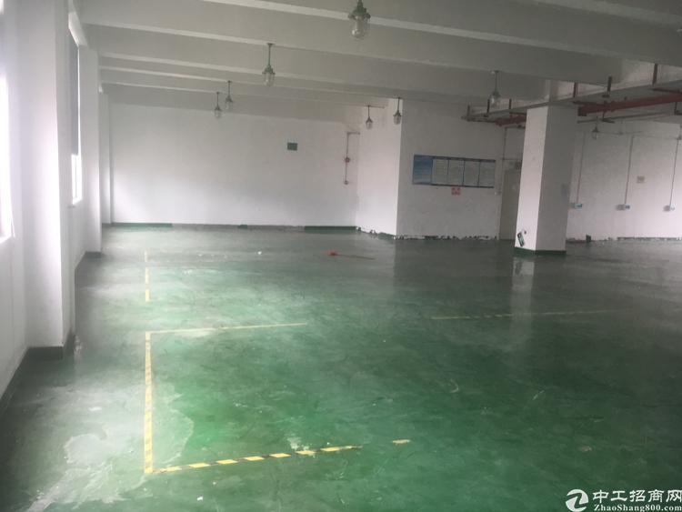 福永和平新出楼上1800平方厂房出租-图2