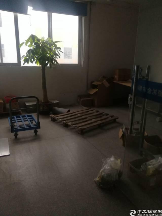 福永和平村楼上带装修1200平米厂房出租