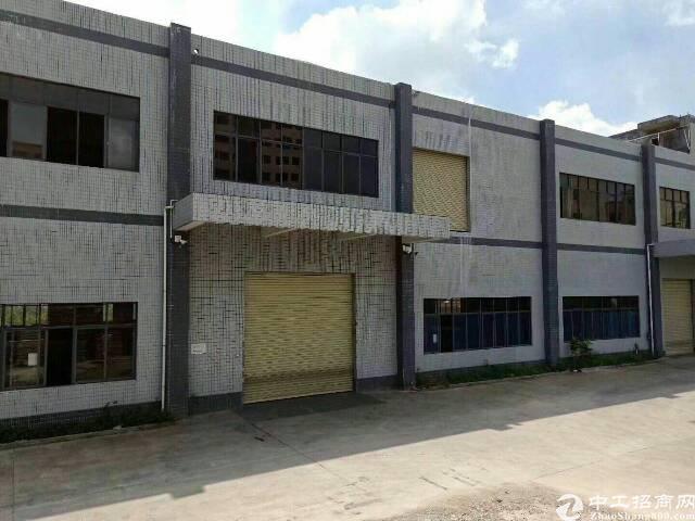 独独栋厂房两层