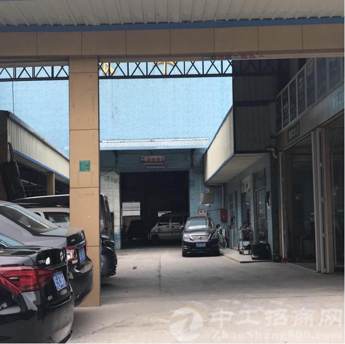 石碣镇占地 4500 ㎡ ,建筑 4500 ㎡集体证厂房出售