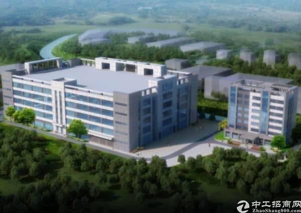 原房东全新红本厂房53000平米现可交房使用