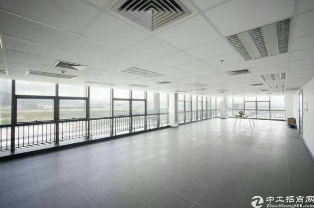 银田工业区办公园区场地整层2000平方适合电商等-图4