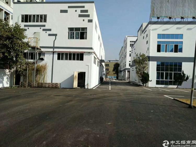 福永凤凰山脚下新出高新技术园区厂房-图3