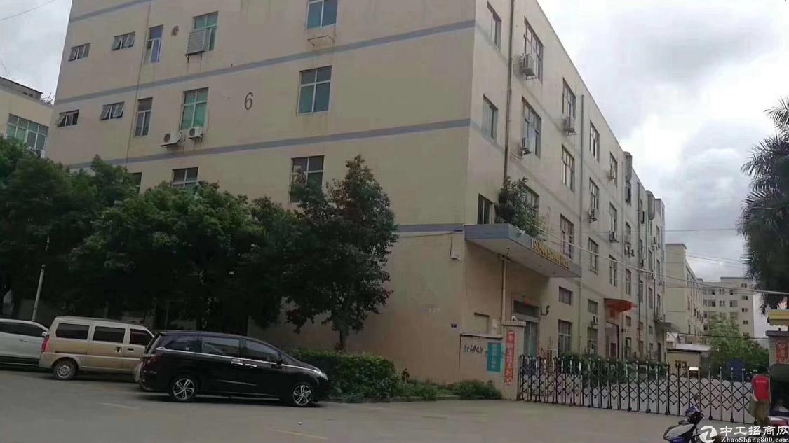 公明镇新围村楼上200平方精装修厂房出租-图3