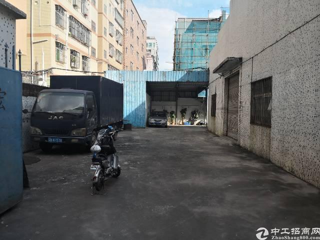 龙岗龙东独门独院钢构500平出租可做快递