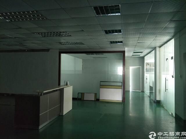 沙井大王山精装修标准厂房
