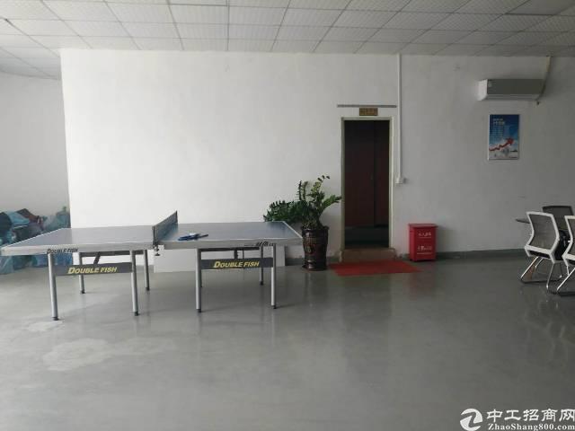 松岗宝安大道附近一楼1080平带装修厂房转租-图4