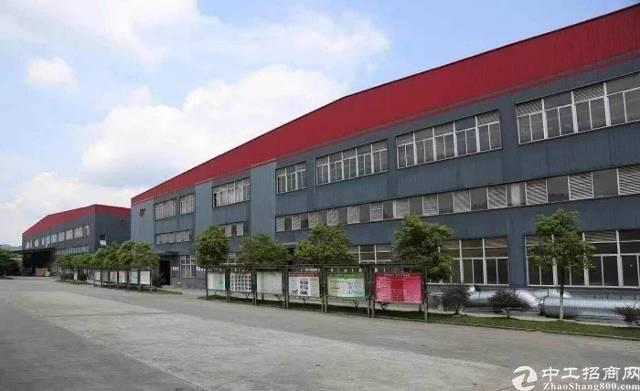 惠州市新出唯一带现成天然气管道,市政排污管道厂房招租