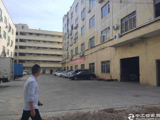 龙岗中心城南路第六工业区新出独院13800平出租