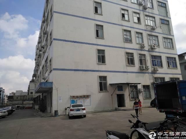 福永凤凰工业区楼上1200平米厂房招租