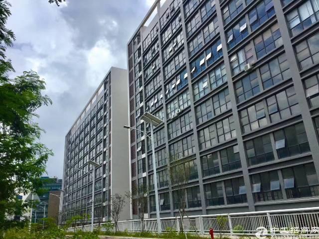 坪地国际低碳城,大型高新产业园总面积15万平米,红本厂房