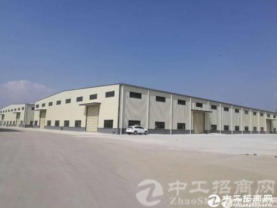 厚街镇宝屯村现有独院钢构12000平米原房东招租