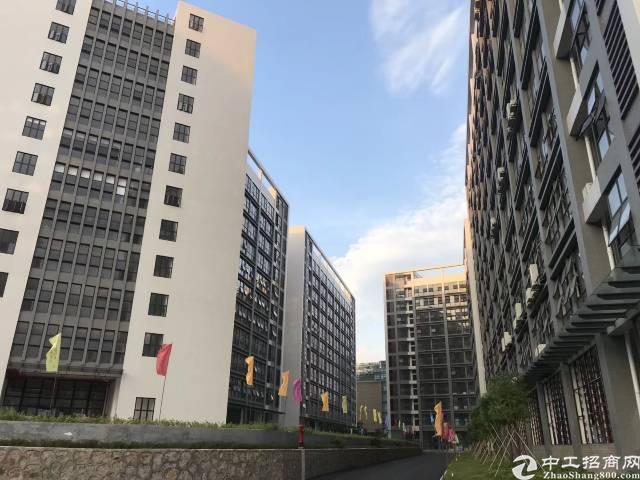 龙岗全新红本厂房32000平方一楼高5.5米可分租