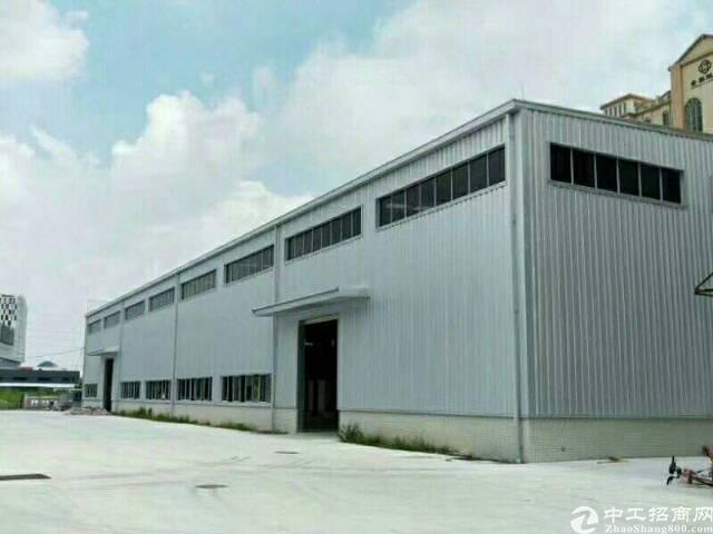龙溪原房东8米全新钢构能办环评国道边附近无居民配套办公宿舍