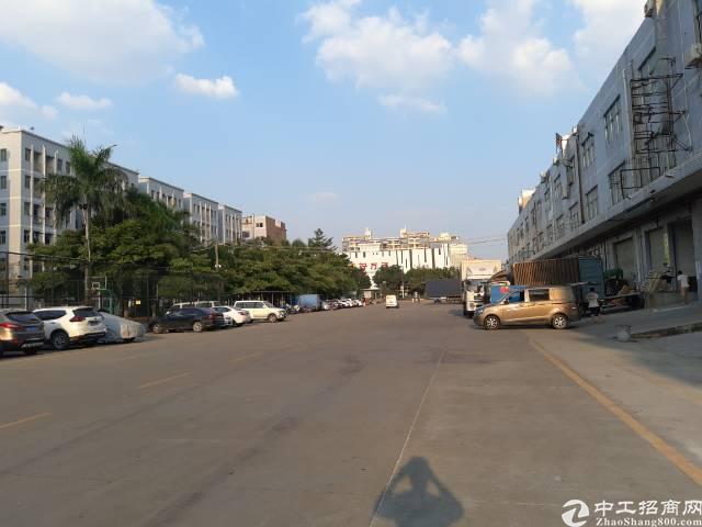 沙井大王山工业区厂房招租,500平方起,有装修办公室