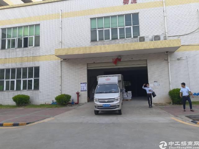 沙井107国道附近上寮工业区厂房招租一楼200平方,带办公室
