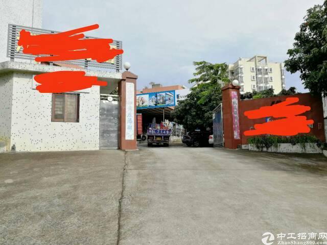 南城区标准独门独院厂房