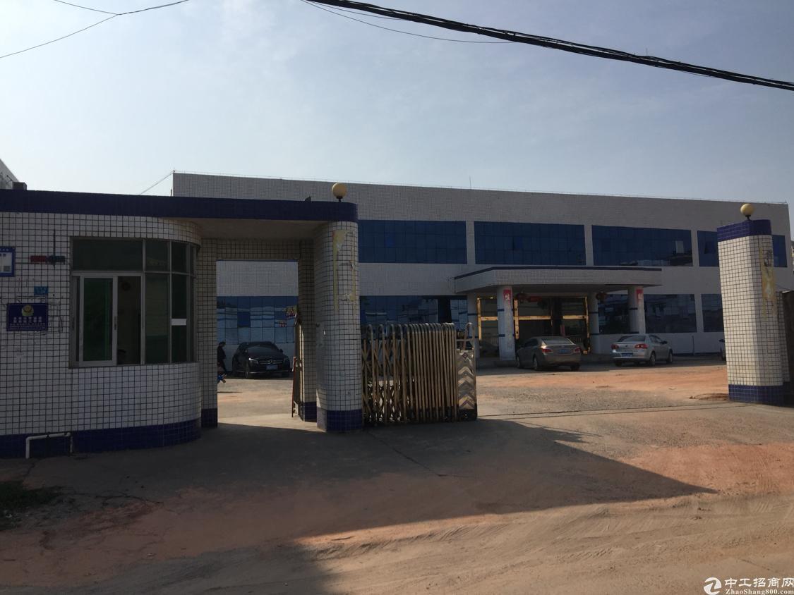 平湖华南城独院厂房2800平米出租