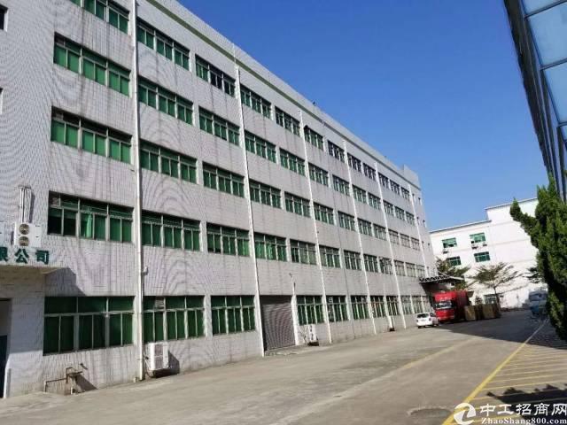 福永新和一楼2200平方厂房出租
