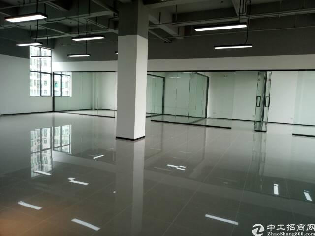 龙华清湖地铁旁中心区精装办公楼200-3000平方米招租-图8