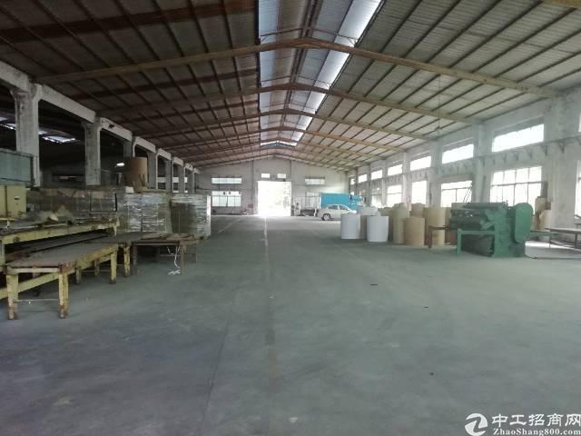 龙岗坪地全新钢构1800平20元低价出租