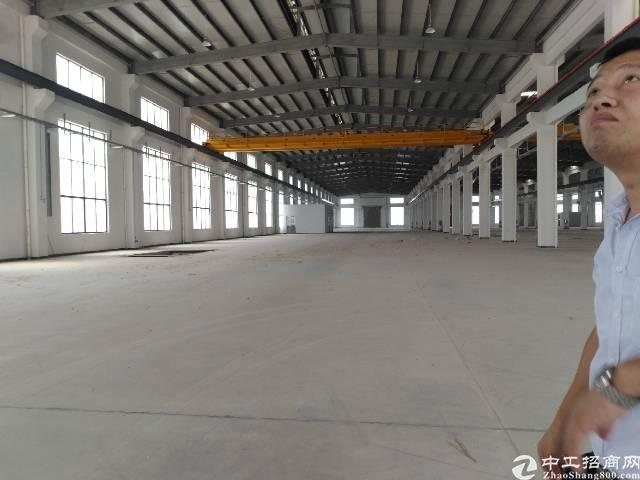 东莞靠近深圳1.8万高端大气厂房招租