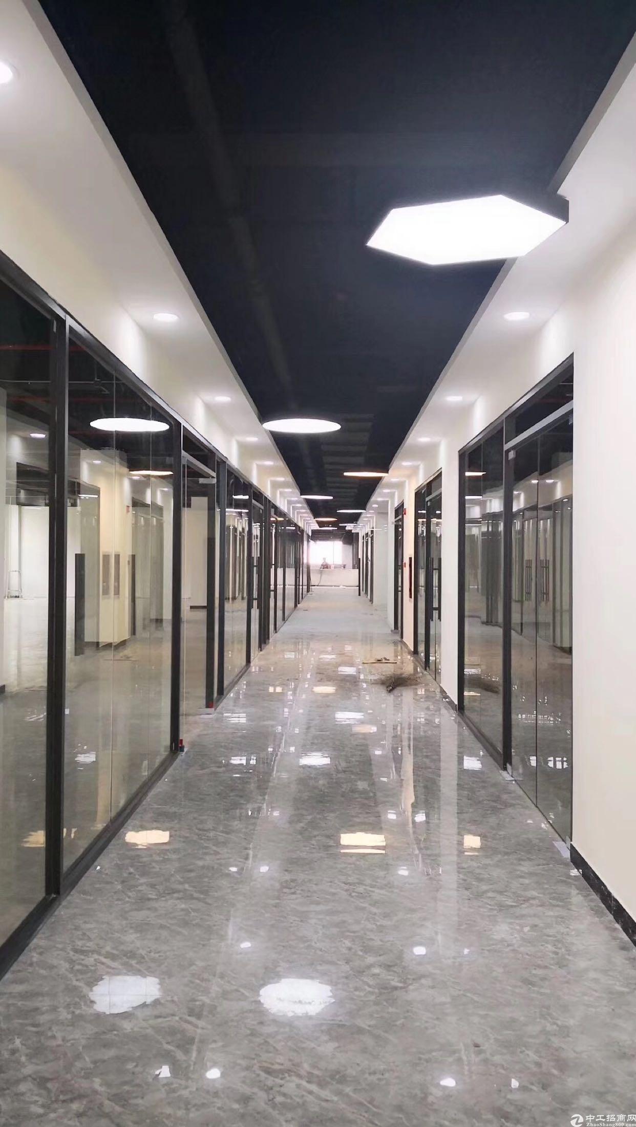 布吉丹竹头电商园500出租
