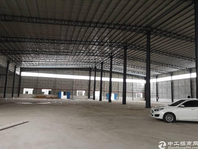 新建钢构带行车厂房出租7000㎡