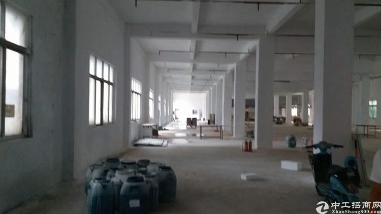 大岭山新出1楼800平米厂房出租