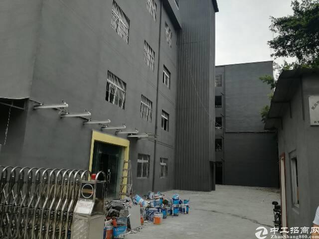 横岗安良独门独院6500平,空地大,地理位置优越,易招工