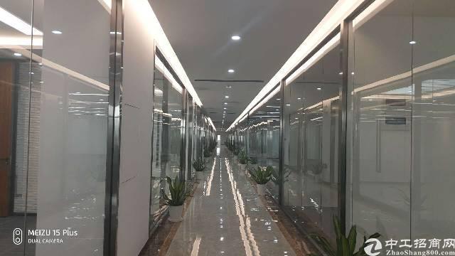 深圳南山留仙洞地铁口旁处有高新科技产业园厂房5600平厂房租-图6
