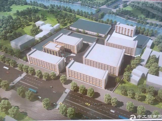 惠州博罗,原房东大型现代高端产业园