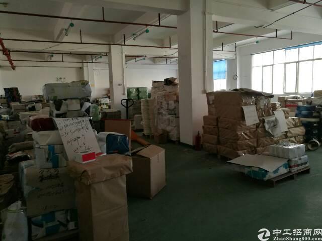 沙井新桥芙蓉工业区新出1580平米带装修厂房低价出租